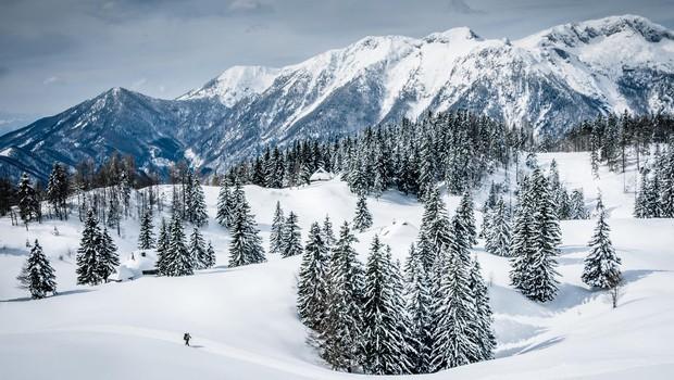 V gore pozimi - napotki in priporočila Planinske zveze Slovenije in Gorske reševalne zveze Slovenije (foto: Profimedia)