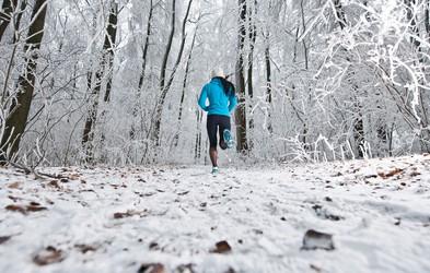 20 spodbudnih misli za tekače, ki vztrajajo tudi čez zimo