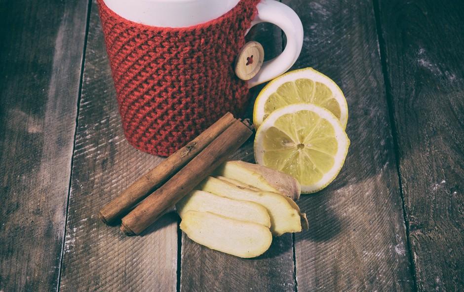 Kaj bi se zgodilo, če bi kavo nadomestili z ingverjevim napitkom? (+ recept) (foto: profimedia)