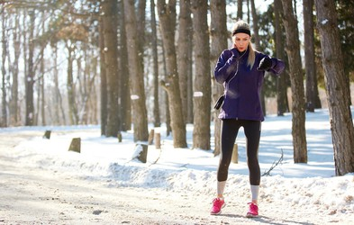 3 stvari, ki jih morate narediti pred zimsko vadbo na prostem