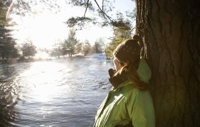 Kako zdravi narava in kako dolg sprehod si je dobro privoščiti