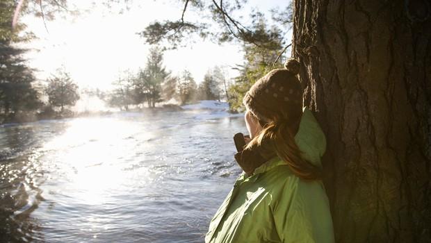 Kako zdravi narava in kako dolg sprehod si je dobro privoščiti (foto: Profimedia)