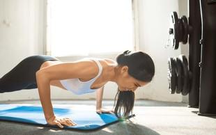 Novo leto brez izgovorov: 7-dnevni program vadbe - vaje, ki jih lahko izvajate doma