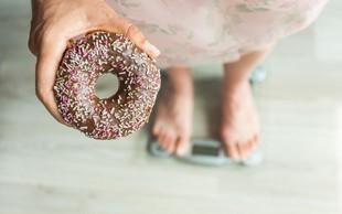 7 razlogov, zakaj ne izgubimo teže