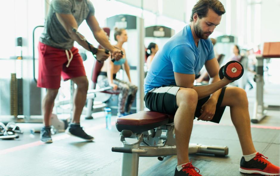 Kako shujšati in povečati mišično maso, ne da bi telovadili? (foto: Profimedia)