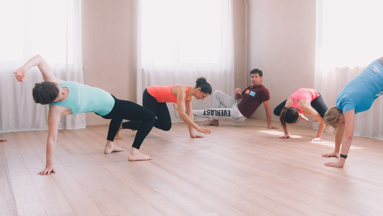 Tanergijin dan: Brezplačno preizkusite vadbe, ki vam bodo podarile lepše, gibljivejše in bolj zdravo telo (foto: Osebni arhiv)