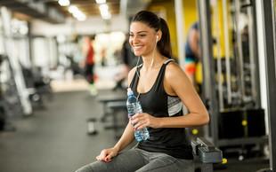 Kako pogosto se morate med vadbo hidrirati?