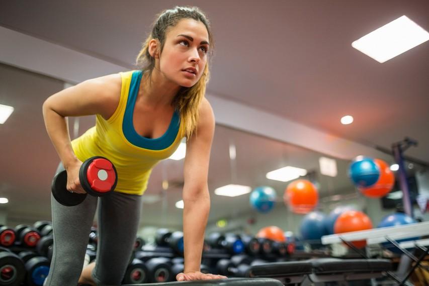 Vas vadba lahko tudi postara?
