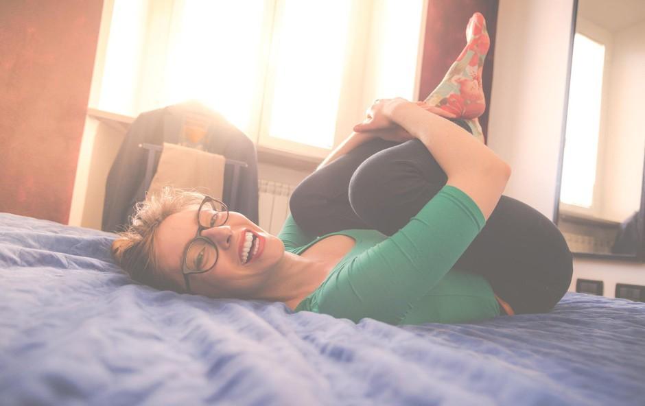 Tako bo vaše življenje bolj pozitivno in bolj kakovostno (nasvet fitnes trenerja) (foto: Profimedia)