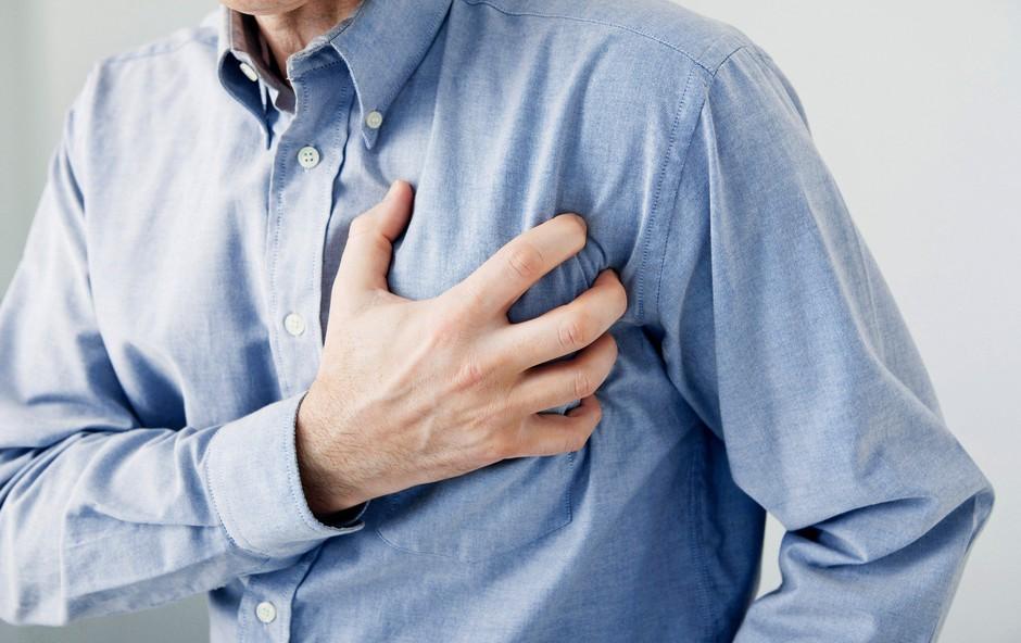 Srčni infarkt: Najnovejši učinkoviti ukrepi, s katerimi lahko zaščitite svoje srce (foto: Profimedia)