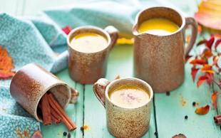 Kako doma narediti cimetov-kurkumin čaj, ki bo pozdravil vnetje