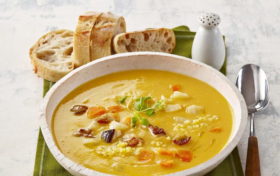 Prosena juha z gobami (foto: Profimedia)