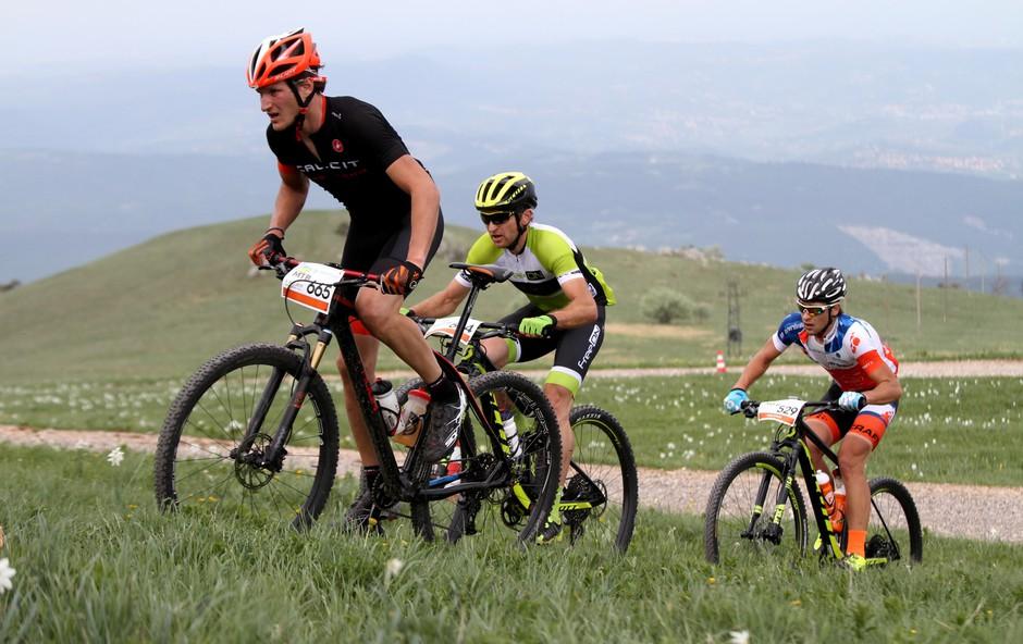 3. gorsko-kolesarski maraton MTB Slavnik - prijave so odprte! (foto: Arhiv Kolesarsko društvo Raketa)