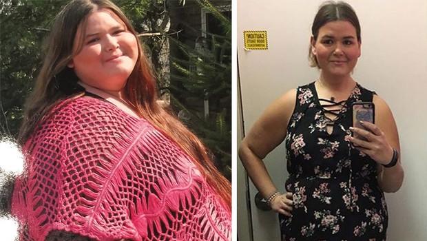 FOTO: 4 izjemne preobrazbe, ki so pravi navdih (skupaj jim je uspelo izgubiti več kot 250 kg!) (foto: Profimedia/Instagram)