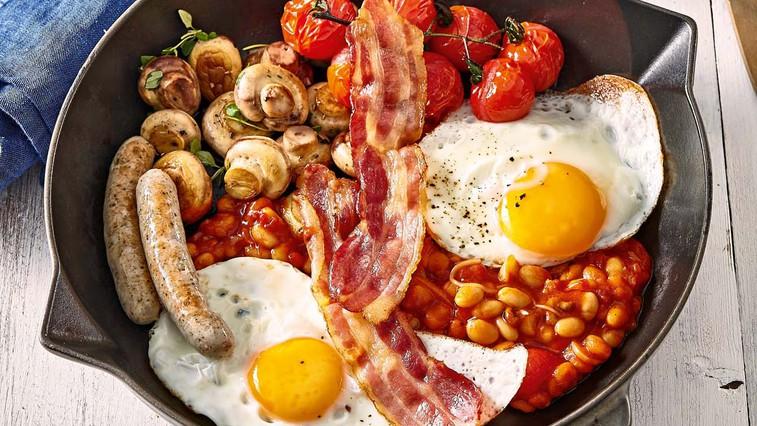 Angleški zajtrk (foto: Profimedia)