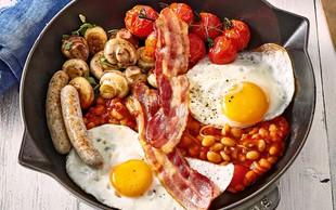 Angleški zajtrk
