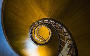 Slavna spiralna stopnišča