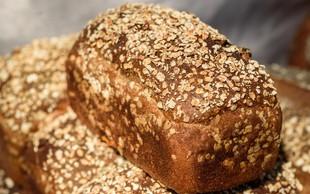 Recept za kruh – pripravljen brez moke in kvasa