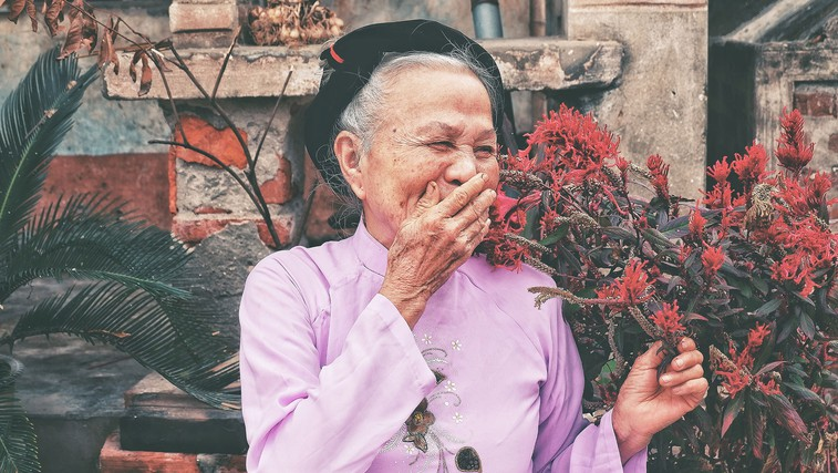 Skrivnost dolgega življenja in vitalnosti: 9 nasvetov stoletnikov (foto: Huyen Nguyen | Unsplash)
