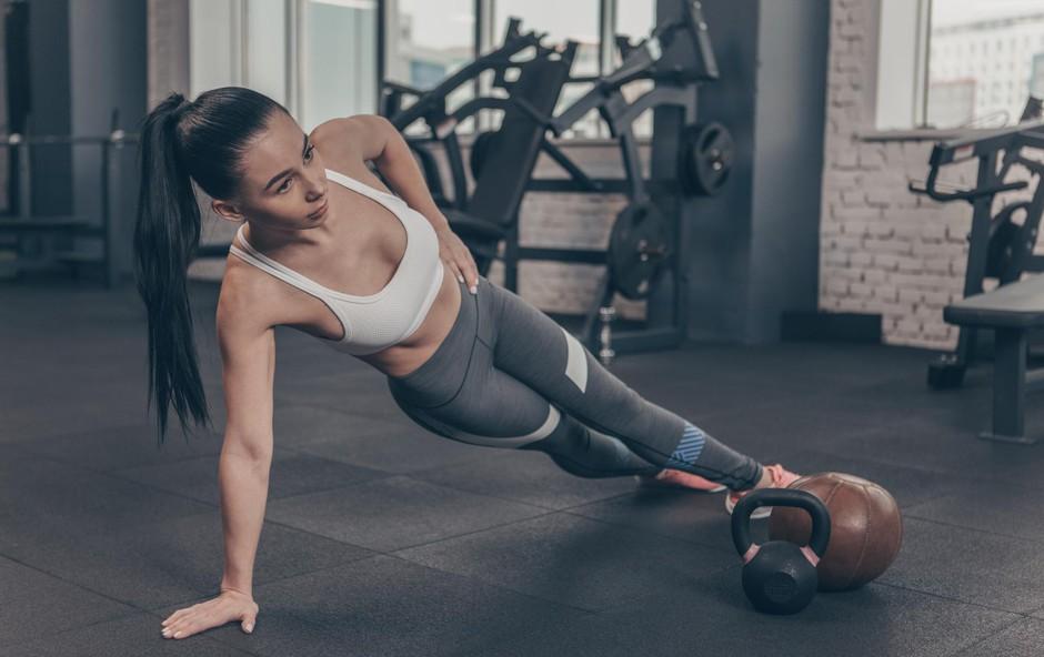 Kaj zares deluje pri izgubi telesne maščobe? (foto: SH)