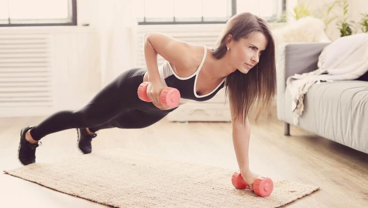 Vam 5 minut telovadbe na dan res lahko koristi? (foto: Profimedia)
