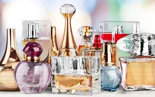 Kakšen parfum je pravi za vas? Izvedeli boste s pomočjo kviza!