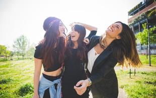 Dobri razlogi, zakaj bi morali na izlet s prijateljicami (+ 10 idej)