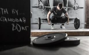 Kako zdržati najtežje napore treninga in napredovati?