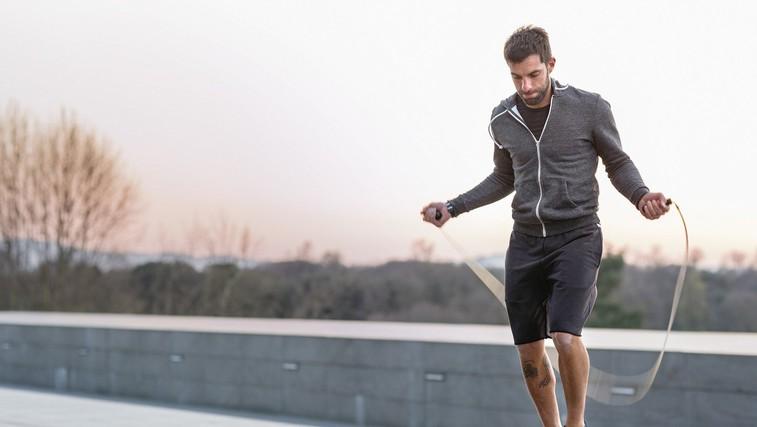 Intenzivna vadba s kolebnico, ki vas bo pustila brez sape. Si upate poskusiti? (foto: profimedia)