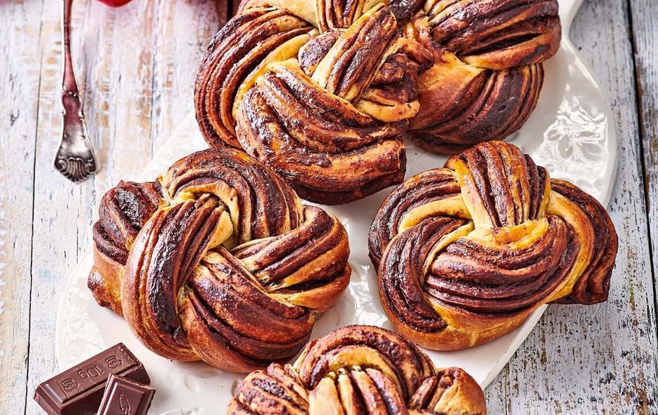 Čokoladni venčki (foto: Profimedia)