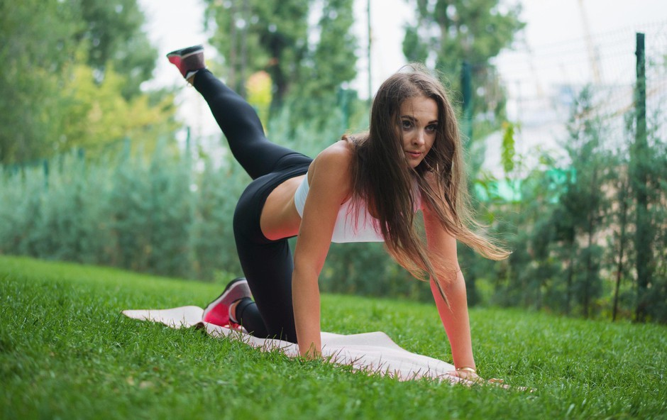 Zato motivacija za vadbo nikoli ne sme biti (samo) idealna postava (foto: profimedia)