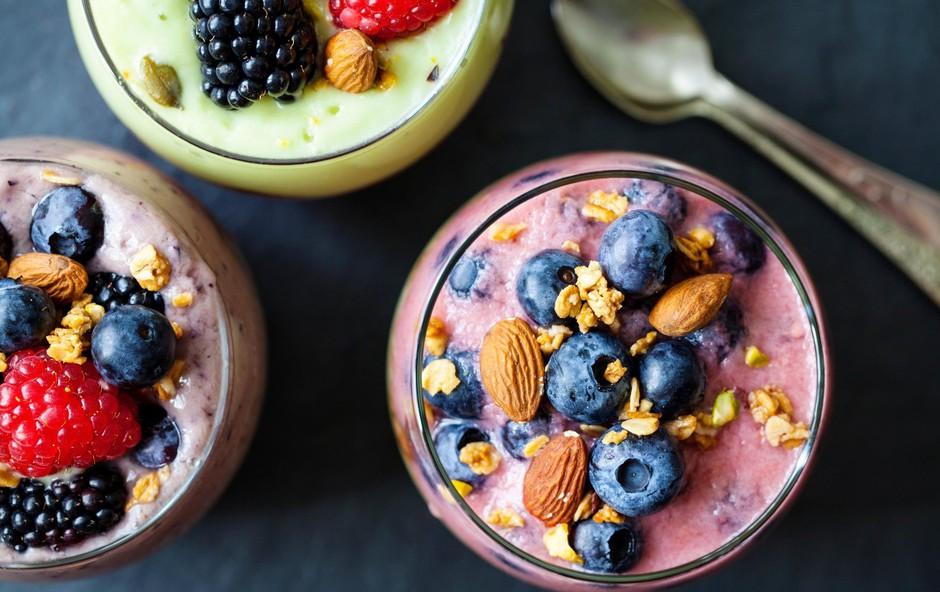 2 beljakovinska smutija za zajtrk ali malico (+ kako veste, da vam primanjkuje beljakovin) (foto: profimedia)