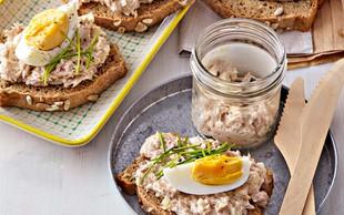 Sendviči s tunovo solato
