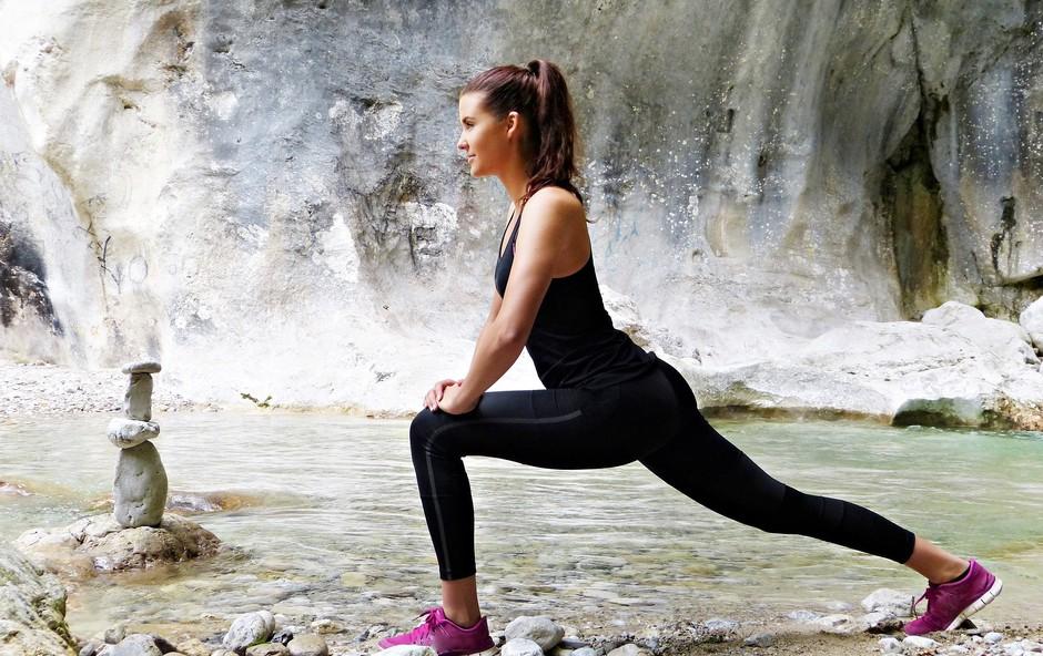 Narava je lahko najboljša telovadnica (foto: pixabay)