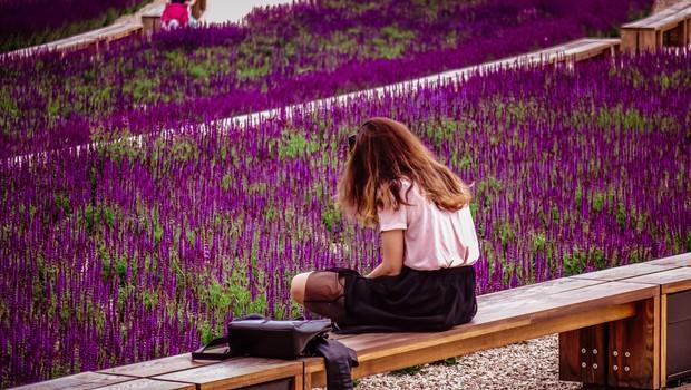 Ko imamo občutek, da smo povsem sami (foto: unsplash)