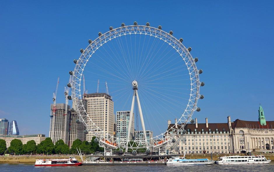 Na katerih panoramskih kolesih se splača zavrteti (foto: Profimedia)