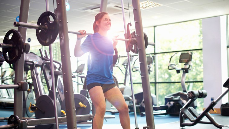 """""""Slaba vadba je tista, ki je niste opravili"""" (TOP motivacija za dni, ko se vam ne ljubi!) (foto: profimedia)"""