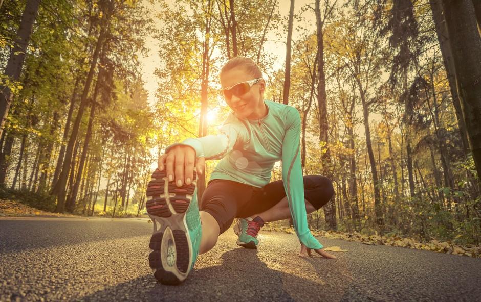 Kako izbrati ustrezno tekaško obutev glede na pretečeno razdaljo in pogostost teka (foto: Shutterstock)
