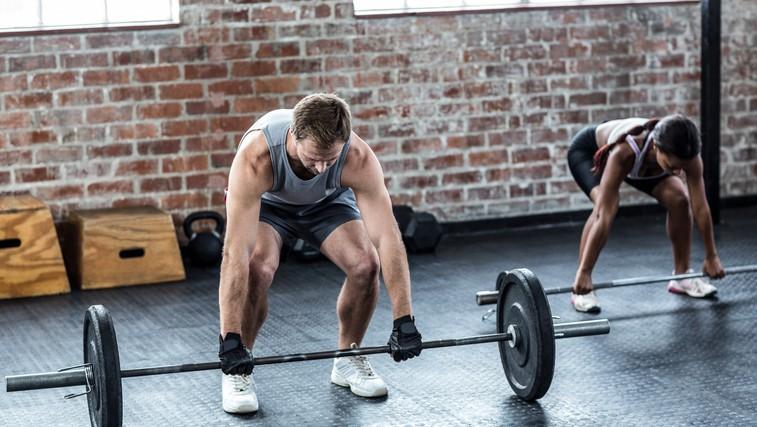 Tako intenziven trening vpliva na vaše telo! (foto: Profimedia)