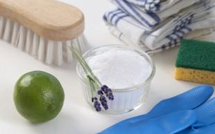 9 naravnih čistil za vsak prostor v vašem stanovanju, ki jih lahko pripravite sami