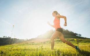 Zakaj lažje tečete zjutraj in zakaj tako težko zvečer – oziroma obratno?