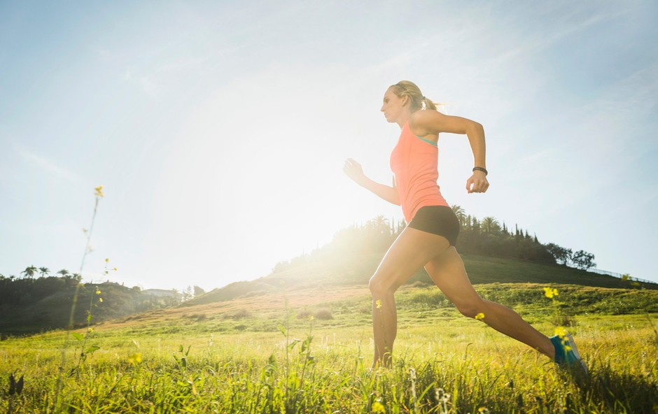 Zakaj lažje tečete zjutraj in zakaj tako težko zvečer – oziroma obratno? (foto: Profimedia)