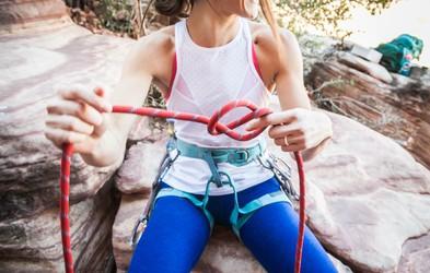 6 življenjskih lekcij, ki se jih naučimo med plezanjem