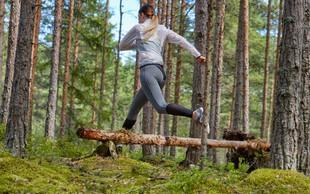 Vaja, ki bi jo morali vključiti tekači, ki želite izboljšati hitrost