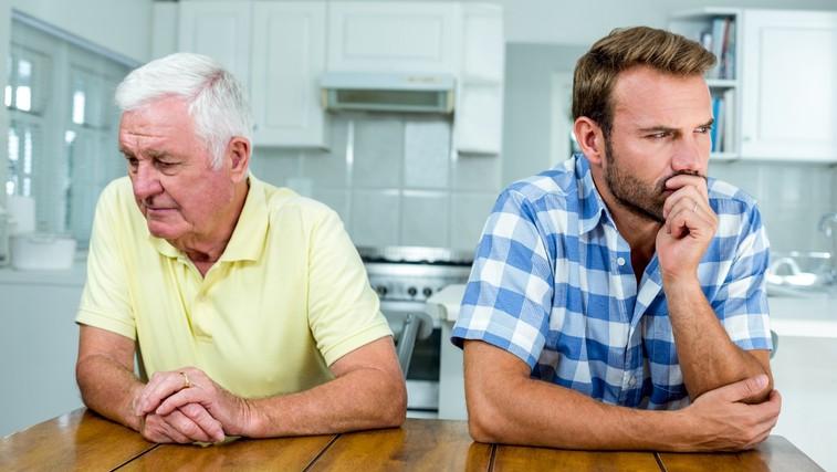 Je napočil čas, da prekinete stik s toksičnim družinskim članom? (foto: Profimedia)
