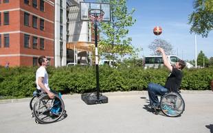 Parafest – dan športa invalidov: Ker je šport pomemben tudi pri rehabilitaciji