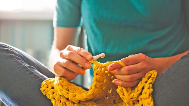 Kvačkanje izboljša spomin, koncentracijo in pomirja (foto: arhiv)