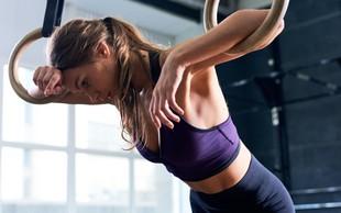 Ko hujšate, pri vadbi ne naredite teh pogostih napak