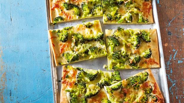 Recept: Domača zelenjavna pica (foto: Profimedia)