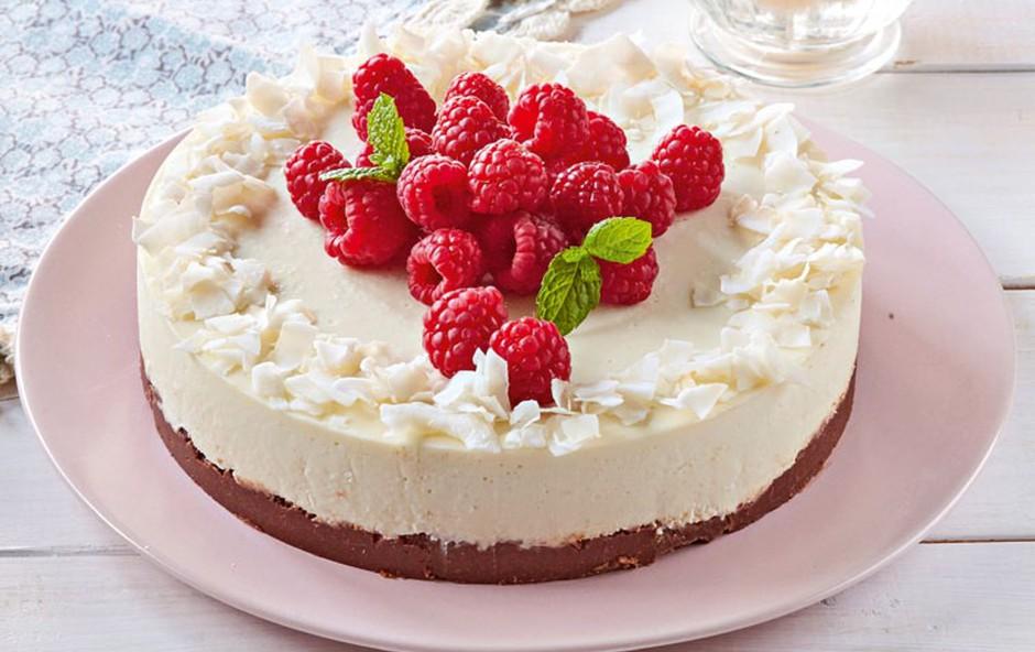 Torta z malinami (foto: Profimedia)